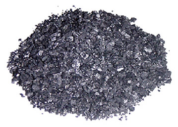 ANTHRACITE! the cleanest burning solid fossil fuel known to man.